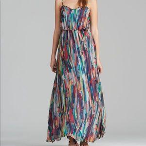Jack by B.B. Dakota Watercolor Maxi Dress